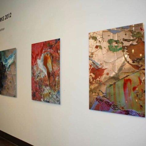 ChromaLuxe-Prints für Kunst-Ausstellungen und Messen