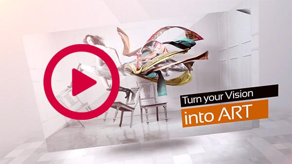 ChromaLuxe: Turn your vision into Art (Video-Vorschau)