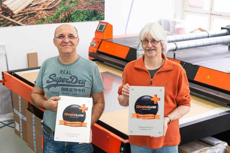 Chromaluxe-Zertifizierung-certified plus lab-schweiz-switzerland-fineart-02